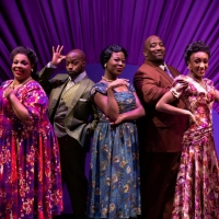 BWW Review: AIN'T MISBEHAVIN' at Pioneer Theatre Company is a Euphoric Celebration Photo