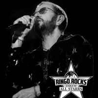 Ringo Starr Announces 'Ringo Rocks: 30 Years of the All Starrs' Limited-Edition Comme Photo