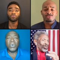 VIDEO: Jelani Alladin, André De Shields, Billy Porter and More Sing 'Make Them Hear  Photo