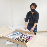 Arts New Announce 'Hackensack Is On The Rise' Poster Project Photo