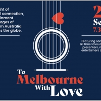 Stars Sing For Locked-Down Melbourne With 'To Melbourne...With Love!' Photo