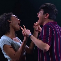 VIDEO: George Salazar and MJ Rodriguez Perform 'Suddenly Seymour' on THE LATE LATE SHOW