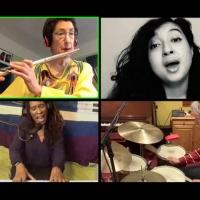 Flushing Town Hall Hosts Virtual Jazz Jam Anniversary Photo