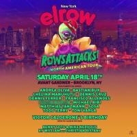 elrow Reveals Full Lineup at Avant Gardner