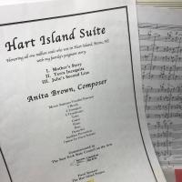 BWW Previews: HART ISLAND SUITE BY ANITA BROWN at Lyndhurst Mansion, Tarrytown Photo