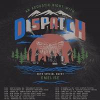 Dispatch Announce Fall Acoustic Tour Dates Photo