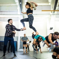 Photos/Video: Inside Rehearsal For THE PRINCE OF EGYPT in London Photo