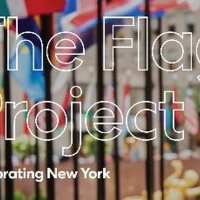 The Flag Project, Public Art Installation, Opens At Rockefeller Center Photo