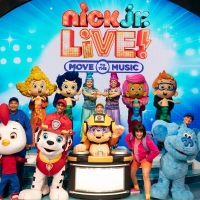 BWW Interview: Jenia Head of NICK JR. LIVE! 'MOVE TO THE MUSIC' will be a Pawsome, Fi Photo