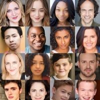 Porchlight Music Theatre Announces Cast and Creative for Disney's FREAKY FRIDAY, A NEW MUSICAL