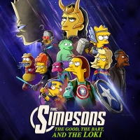 THE SIMPSONS Announce New Short THE GOOD, THE BART, AND THE LOKI! Photo