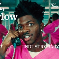 VIDEO: Watch Lil Nas X Go Behind the Scenes of 'INDUSTRY BABY' Music Video Photo
