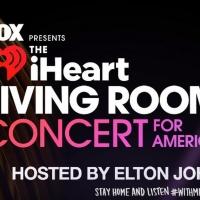 WATCH: Elton John Hosts The iHeart Living Room Concert for America Photo
