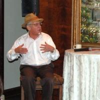 Sinatra Scholars Talk Frank At The Swingin' Nassau Inn Photo