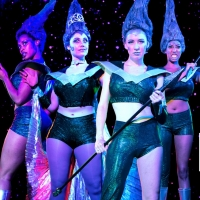 WILD WOMEN OF PLANET WONGO Invades The Front-Row Fringe Festival Photo