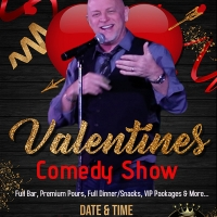 Las Vegas Comedian Don Barnhart Brings Valentine's Weekend Laughter To Stockton