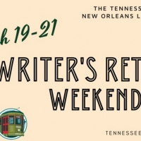 Tennessee Williams & New Orleans Literary Festival Premieres Virtual Writer's Retreat Photo