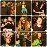 BWW Review: William Shakespeare's Delightful A MIDSUMMER NIGHT'S DREAM at the Carroll Photo