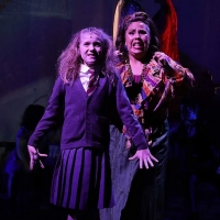 BWW Review: Roald Dahl's MATILDA at Axelrod Performing Arts Center is a Whimsical Boo Photo