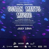 Bandsintown Partners With DJ Vanic For Hybrid EDM and Gaming Festival, Ocean Meets Mu Photo