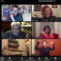 BATS Improv Hosts Weekly Virtual Shows Photo