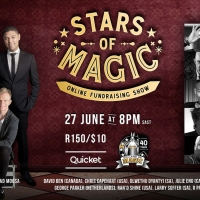 Taylor, Koch And Moosa To Host Magicians From Around The World For College Of Magic's Photo