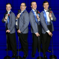 FOREVER PLAID Comes to Curtain Call Theatre Photo