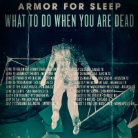 Armor For Sleep Announces First Tour in Over A Decade Photo