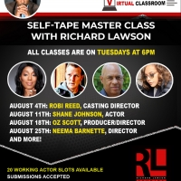 The Richard Lawson Studios Begins Industry Master Class Series Photo