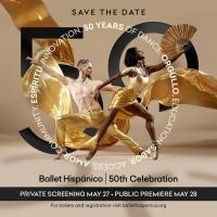 Ballet Hispánico Announces 50th Anniversary Celebration Photo