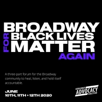 Adrienne Warren Shares Information on BROADWAY FOR BLACK LIVES MATTER Via Twitter