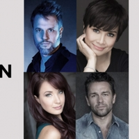Gerónimo Rauch, Lea Salonga, Julian Ovenden y Sierra Boggess cantan 'On My Own' Photo