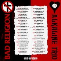 Bad Religion & Alkaline Trio Announce Rescheduled Co-Headline Tour Photo
