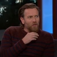VIDEO: Ewan McGregor Talks About Hiding His Obi Wan Return on JIMMY KIMMEL LIVE!