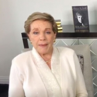 VIDEO: Julie Andrews Chats Live With Viewers About New Memoir 'Home Work: A Memoir of Photo