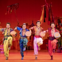 BWW Interview: Ben Chavez of Disney's ALADDIN, Playing Feb. 12-23 at Peace Center Photo