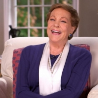 VIDEO: Julie Andrews Opens Up About MARY POPPINS, Singing and Motherhood on GMA Photo