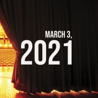Virtual Theatre Today: Wednesday, March 3- with Patrick Cassidy,  Ian McKellen and Mo Photo
