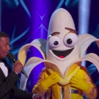 VIDEO: 'The Banana' is Unmasked on THE MASKED SINGER! Photo