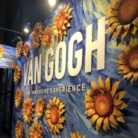 BWW Review: VAN GOGH: THE IMMERSIVE EXPERIENCE, The Old Stable Yard Photo
