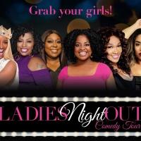 LADIES NIGHT OUT Comedy Tour Brings The Laughs To Paris Las Vegas