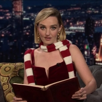 VIDEO: Chloe Fineman Reads 'Twas the Night Before Christmas as Timothée Chalamet and Photo