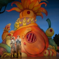 BWW Review: San Diego Opera's Sly and Whimsical HANSEL AND GRETEL at the Civic Center Photo