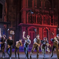 Photos & Videos from Paramount Theatre's Production of NEWSIES in Aurora Photo