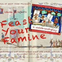 Wistaria Project Debuts FEAST YOUR FAMINE: a Watch-and-Play Photo