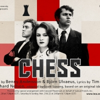 Illinois Wesleyan University's Virtual Production of CHESS Premieres This Weekend Photo