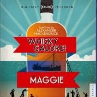 WHISKY GALORE! & THE MAGGIE Available on Blu-ray Photo