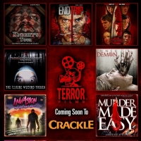 Ten Horror Titles From The Terror Films' Library Move To Crackle Photo