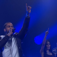 VIDEO: Dave East & Teyana Taylor Perform 'Need a Sign' on THE LATE LATE SHOW WITH JAMES CORDEN