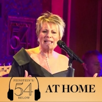 WATCH: Lorna Luft in 'To 'L' and Back' on Tonight's #54BelowAtHome at 6:30pm! Photo